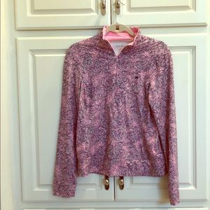 fabulous Lilly Pulitzer luxletic pullover